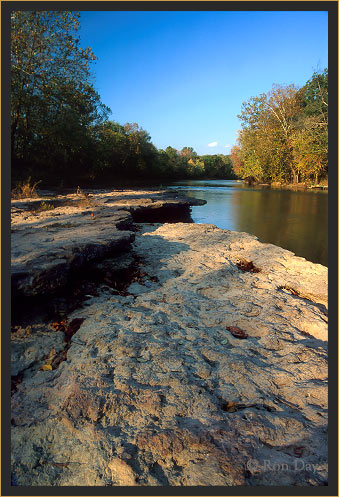 Stone Bank of Illinois River