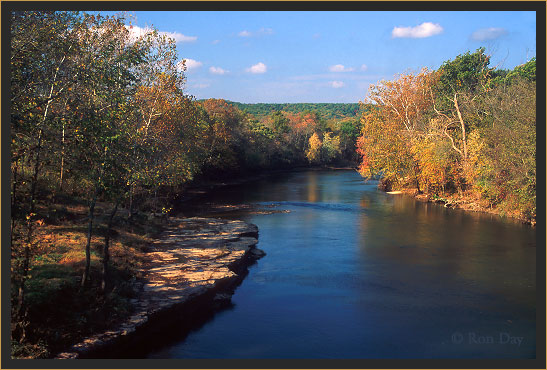 Eagle Bluff Area, Illinois River